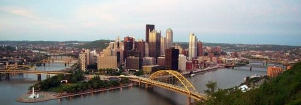 Our hometown, Pittsburgh, PA